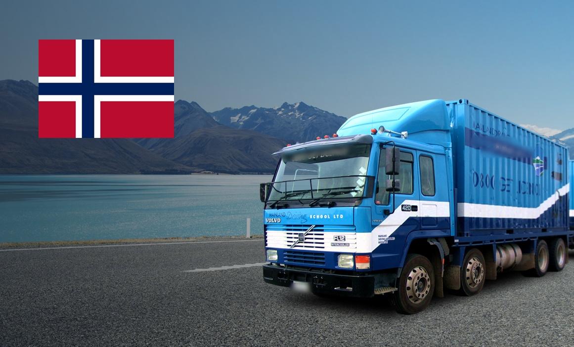 Vairuotojai iš kitų šalių, kurie vykdo kabotažą Norvegijoje, turi gauti tokį pat užmokestį kaip ir norvegai